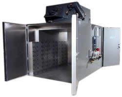 Walk-in Steelman Oven